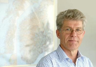 Einar Vatle, veterinær og spesialinspektør i Mattilsynet Hedmarken