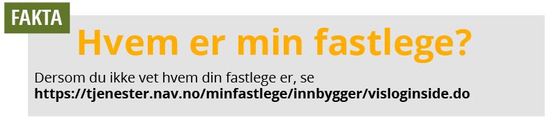 Fastlege-link